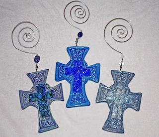 Blue Crosses 2