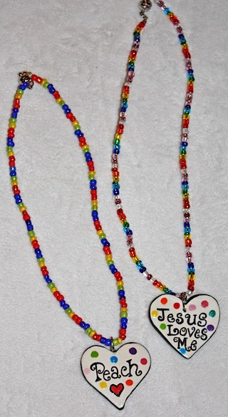 Children's Necklaces 2