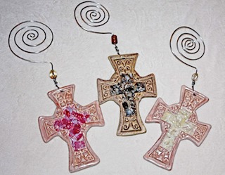 Clay Crosses 2
