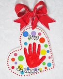 colorful-polka-dots-hand-impression