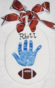 Football-ornament