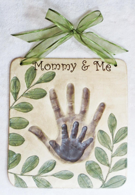 Using salt dough and your child s hand print i love my kids blog