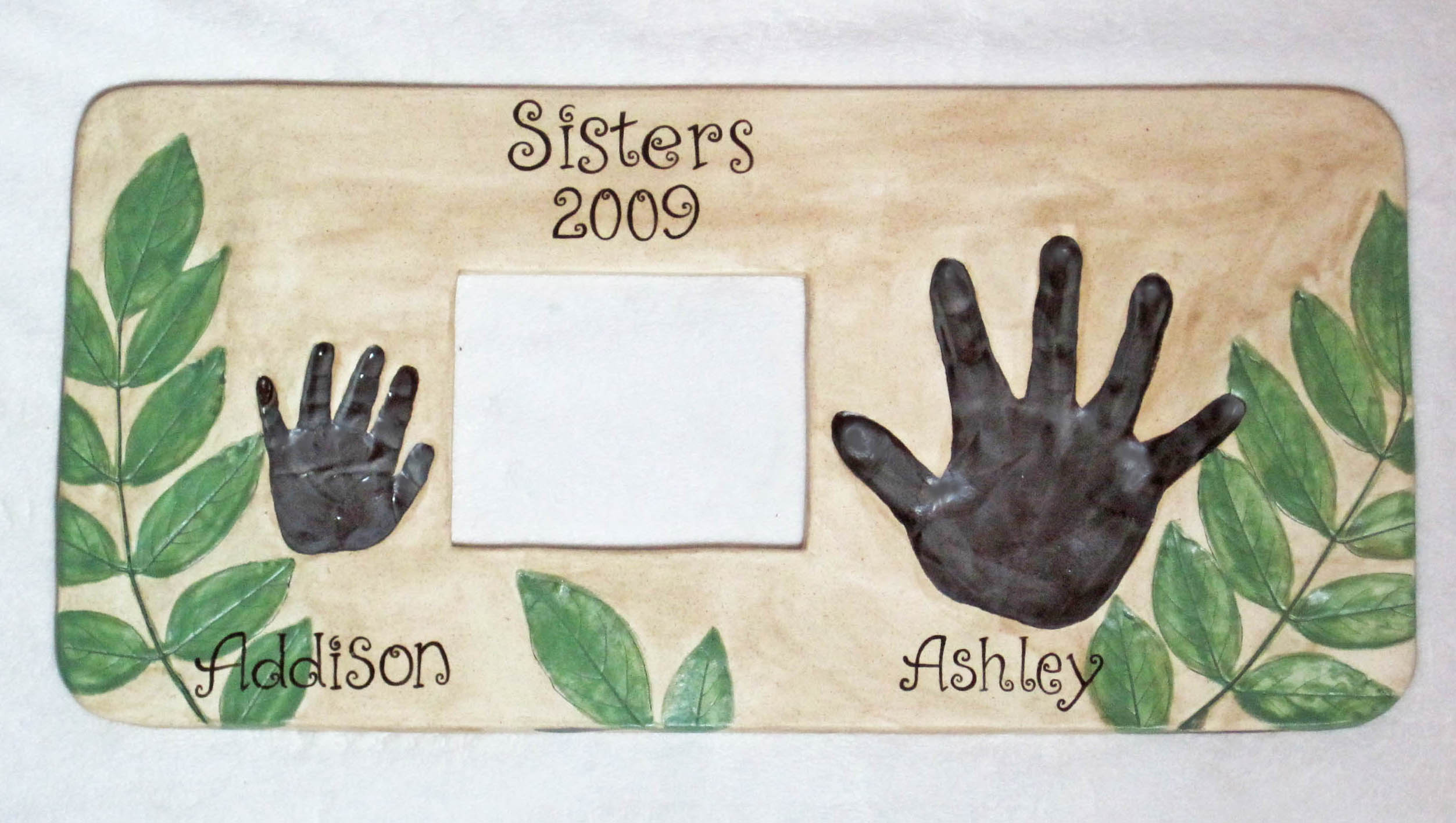 family picture frames name