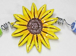Sunflower Bead