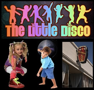 The Little Disco logo